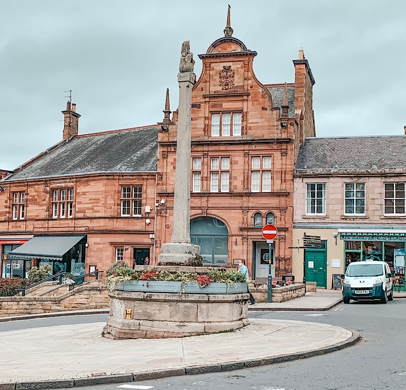 Melrose, Scottish Borders