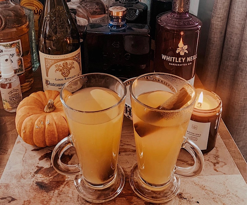 An Easy Mulled Cider Recipe For This Winter
