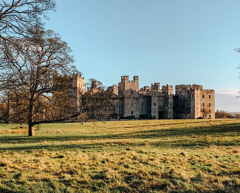 A Day Out To Raby Castle
