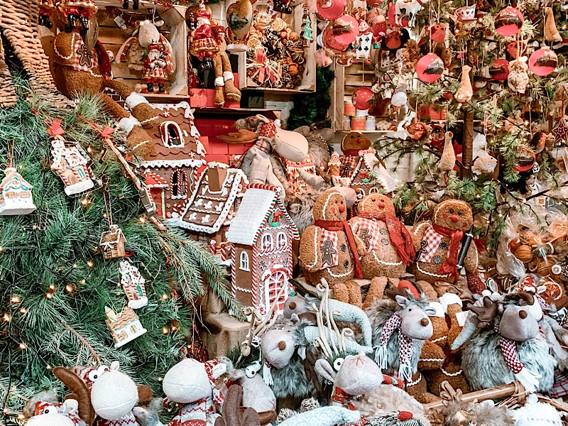 How To Create A Christmas Market At Home For 2020