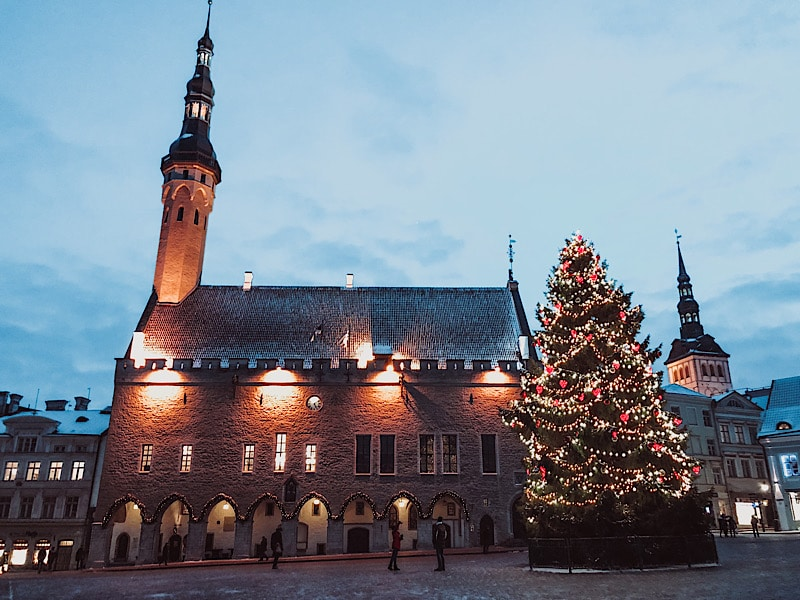 The Most Festive Places For Future Christmas Travel