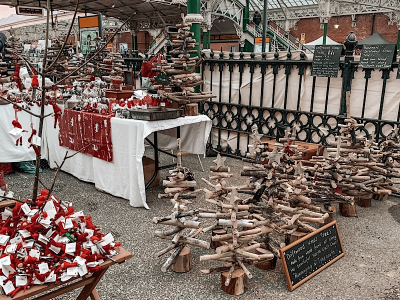 How To Have A Festive Day At Tynemouth Market