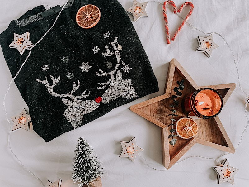 Blogmas: Christmas Jumpers for Christmas Jumper Day