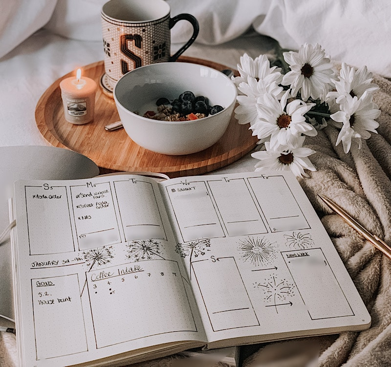 What Is A Bullet Journal & How To Use It