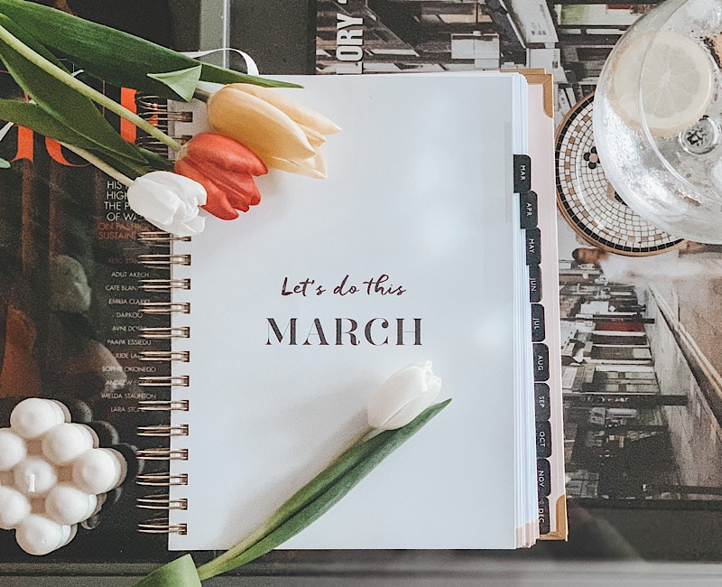 Things To Do In March & The Start Of Spring