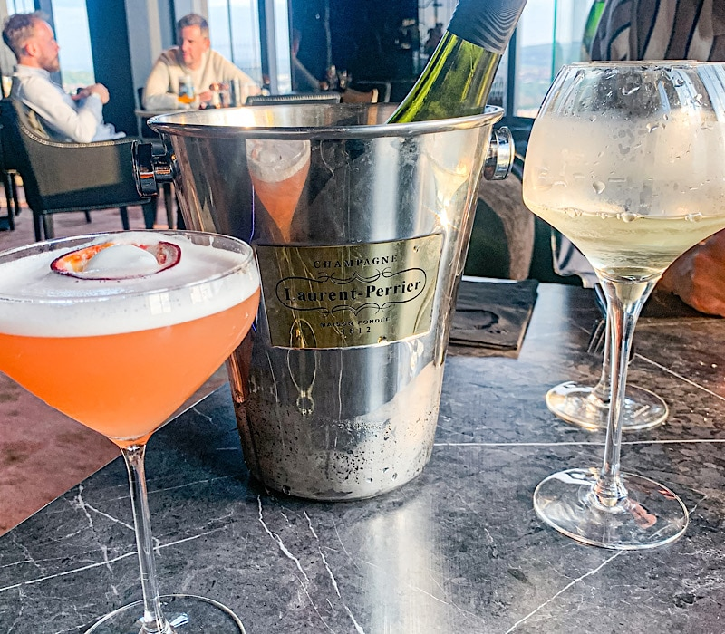 3SIXTY Newcastle Champagne Bar