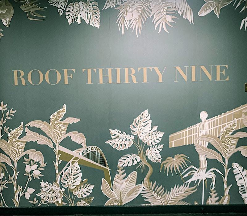 Roof Thirty Nine, Fenwick