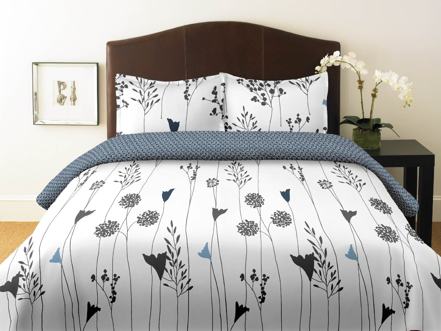 Bedroom Comfortable Queen Duvet Covers For Chic Bedroom Decoration Ideas