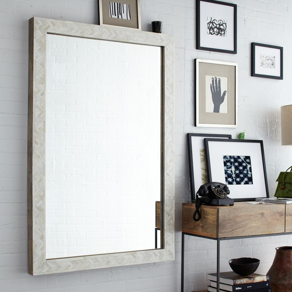 Bedroom Appealing Oversized Mirrors For Home Decoration Ideas