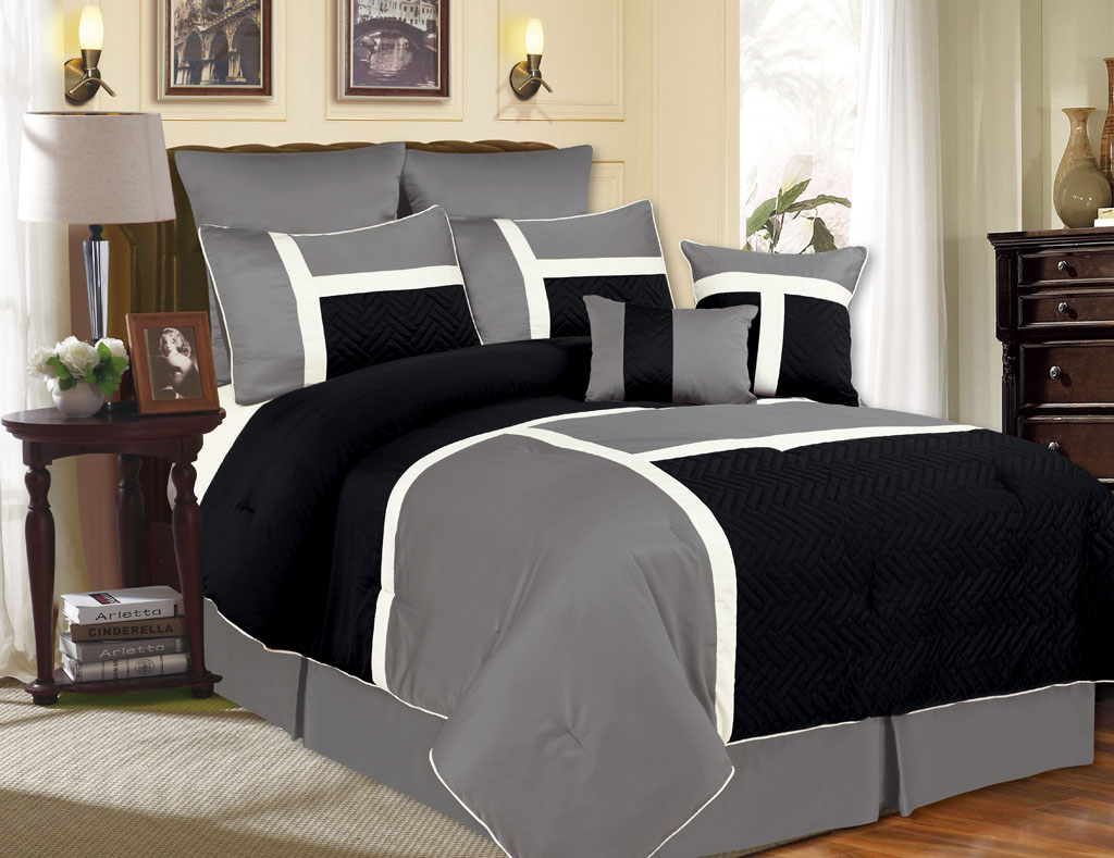 Bedroom Gorgeous Queen Bedding Sets For Bedroom