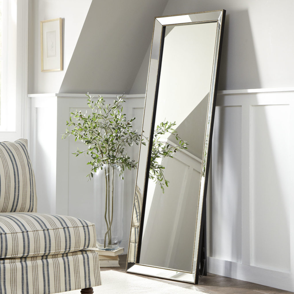 Bedroom Appealing Oversized Mirrors For Home Decoration