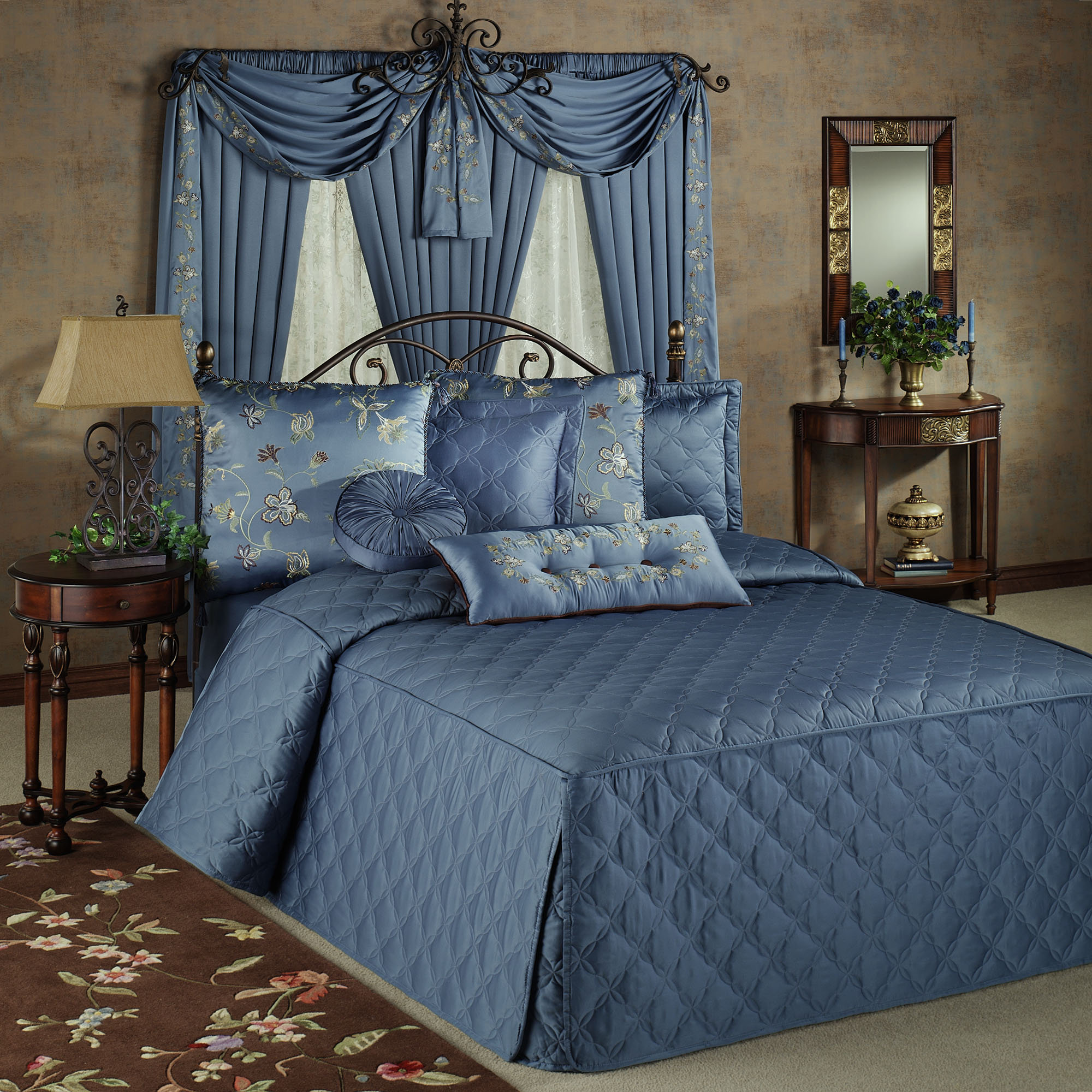 Bedroom Wonderful Queen Bedspreads For Bedroom Decoration