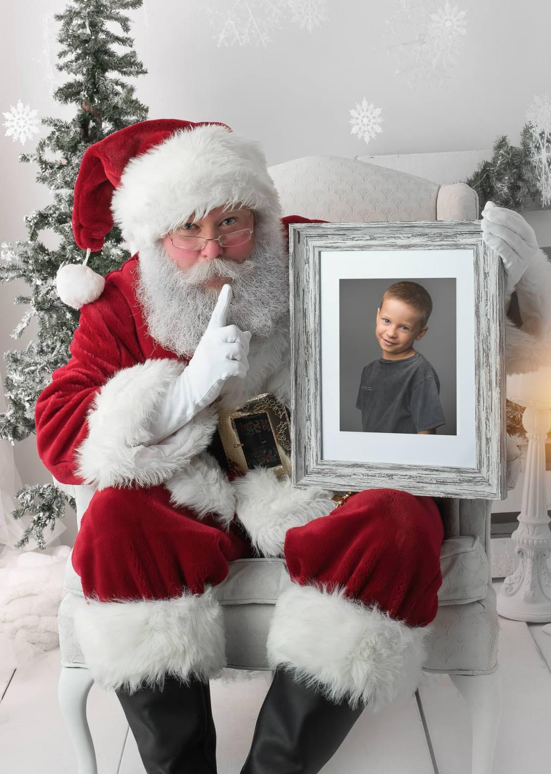 mini séance Noël