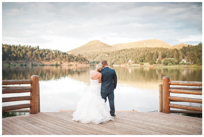 Stephanie Marie Photography Evergreen Lakehouse Colorado Iowa City Destination Wedding Photographer Katie Brandon 57