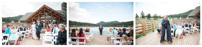 Stephanie Marie Photography Evergreen Lakehouse Colorado Iowa City Destination Wedding Photographer Katie Brandon 17
