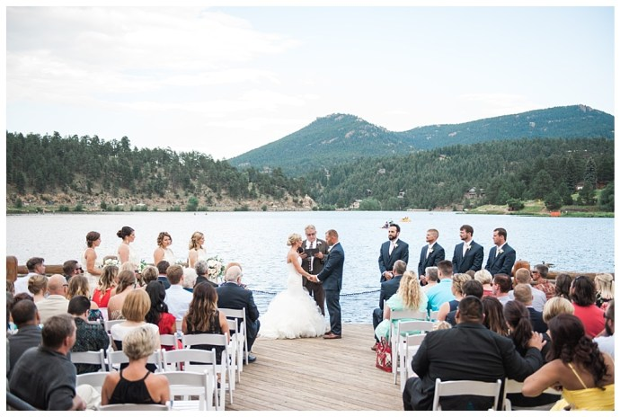 Stephanie Marie Photography Evergreen Lakehouse Colorado Iowa City Destination Wedding Photographer Katie Brandon 20
