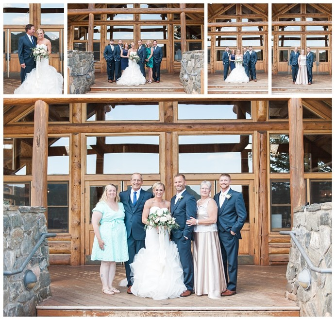 Stephanie Marie Photography Evergreen Lakehouse Colorado Iowa City Destination Wedding Photographer Katie Brandon 25