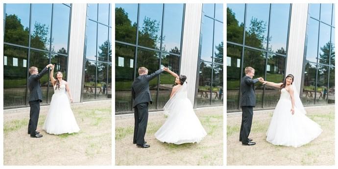 Stephanie Marie Photography Unitarian Universalist Church Coralville Iowa City Wedding Photographer Terrance Brenna 15