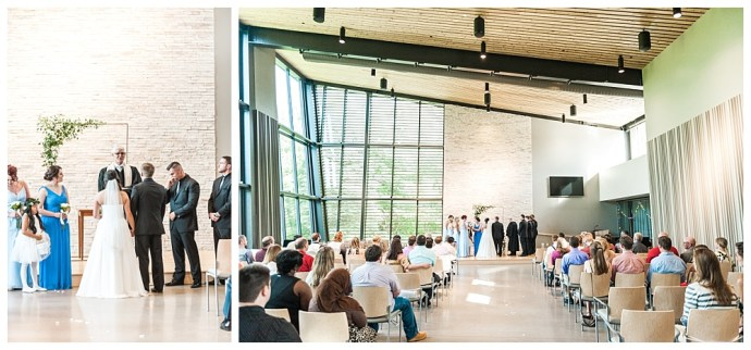 Stephanie Marie Photography Unitarian Universalist Church Coralville Iowa City Wedding Photographer Terrance Brenna 25