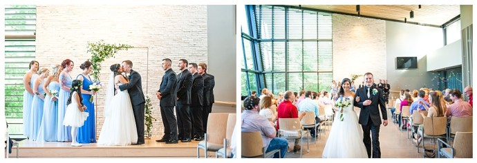 Stephanie Marie Photography Unitarian Universalist Church Coralville Iowa City Wedding Photographer Terrance Brenna 26