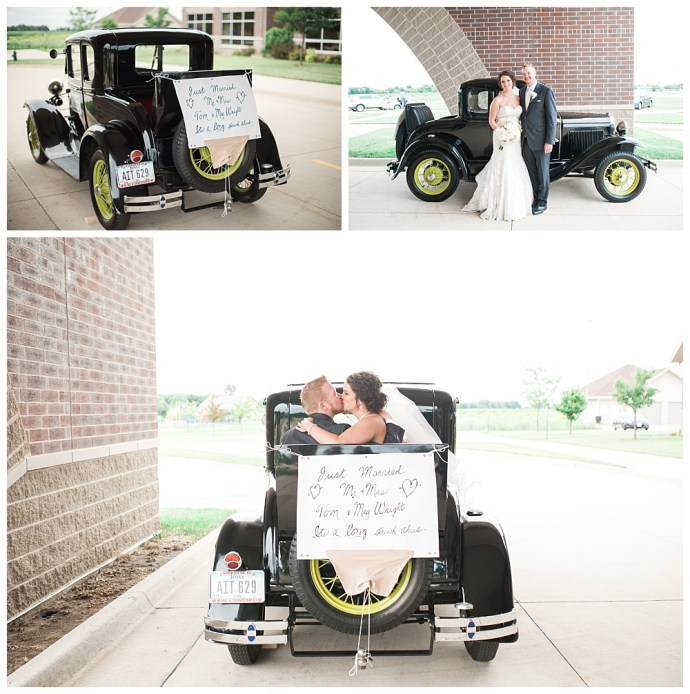 Stephanie Marie Photography Echo Hill Presbyterian Church Marriott Cedar Rapids Iowa City Wedding Photographer Tom Meghan 12