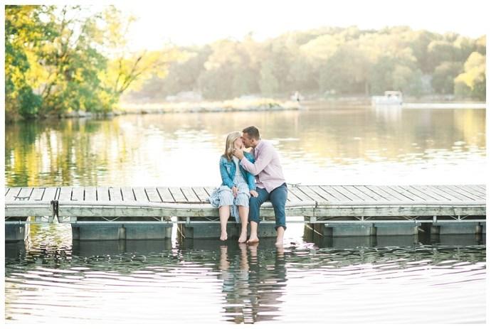 Stephanie Marie Photography Lake Tailgate Engagement Session Iowa City Wedding Photographer Emily Jake_0017.jpg