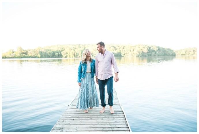 Stephanie Marie Photography Lake Tailgate Engagement Session Iowa City Wedding Photographer Emily Jake_0022.jpg