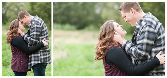 Stephanie Marie Photography Engagement Session Iowa City Wedding Photographer Kelsey Austin_0003.jpg