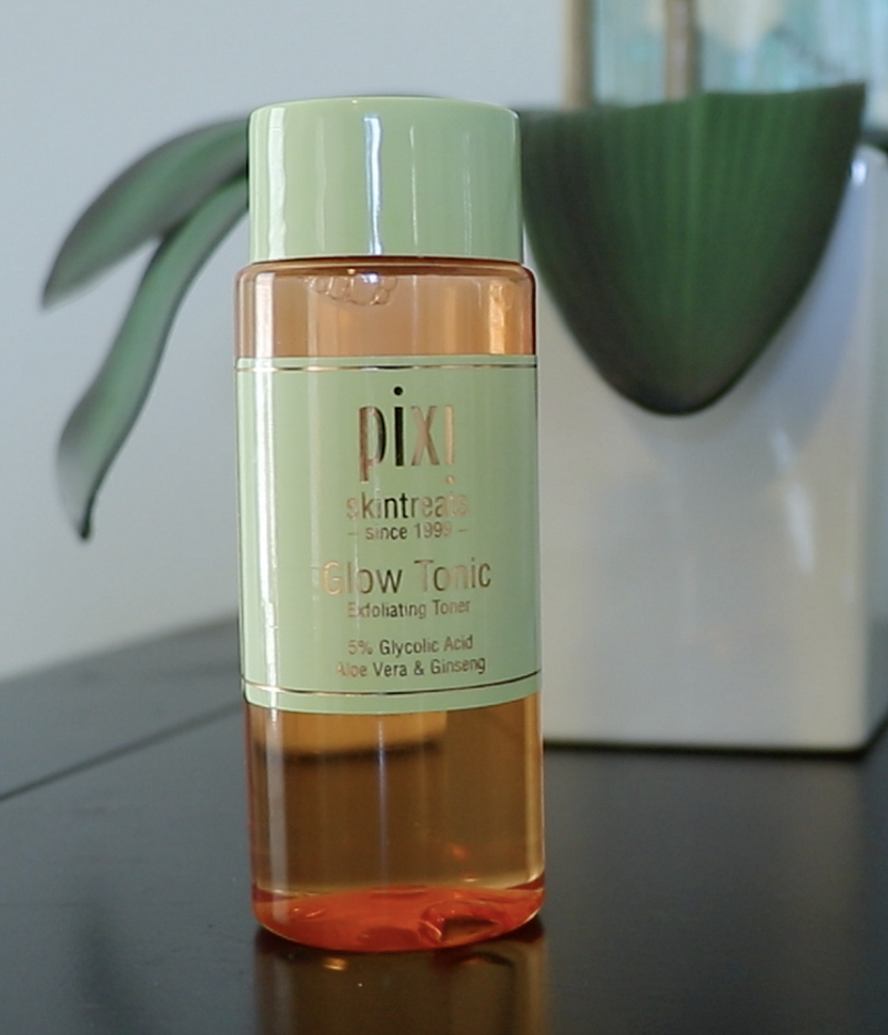 pixi glow tonic sensitive skin