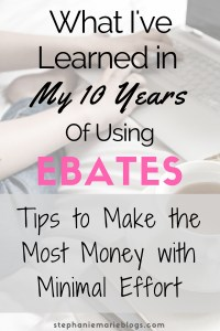 Ebates Review How does ebates work