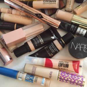 nc25 concealer matches