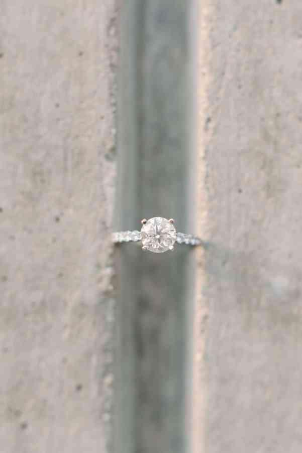 gorgeous 1 carat engagement ring