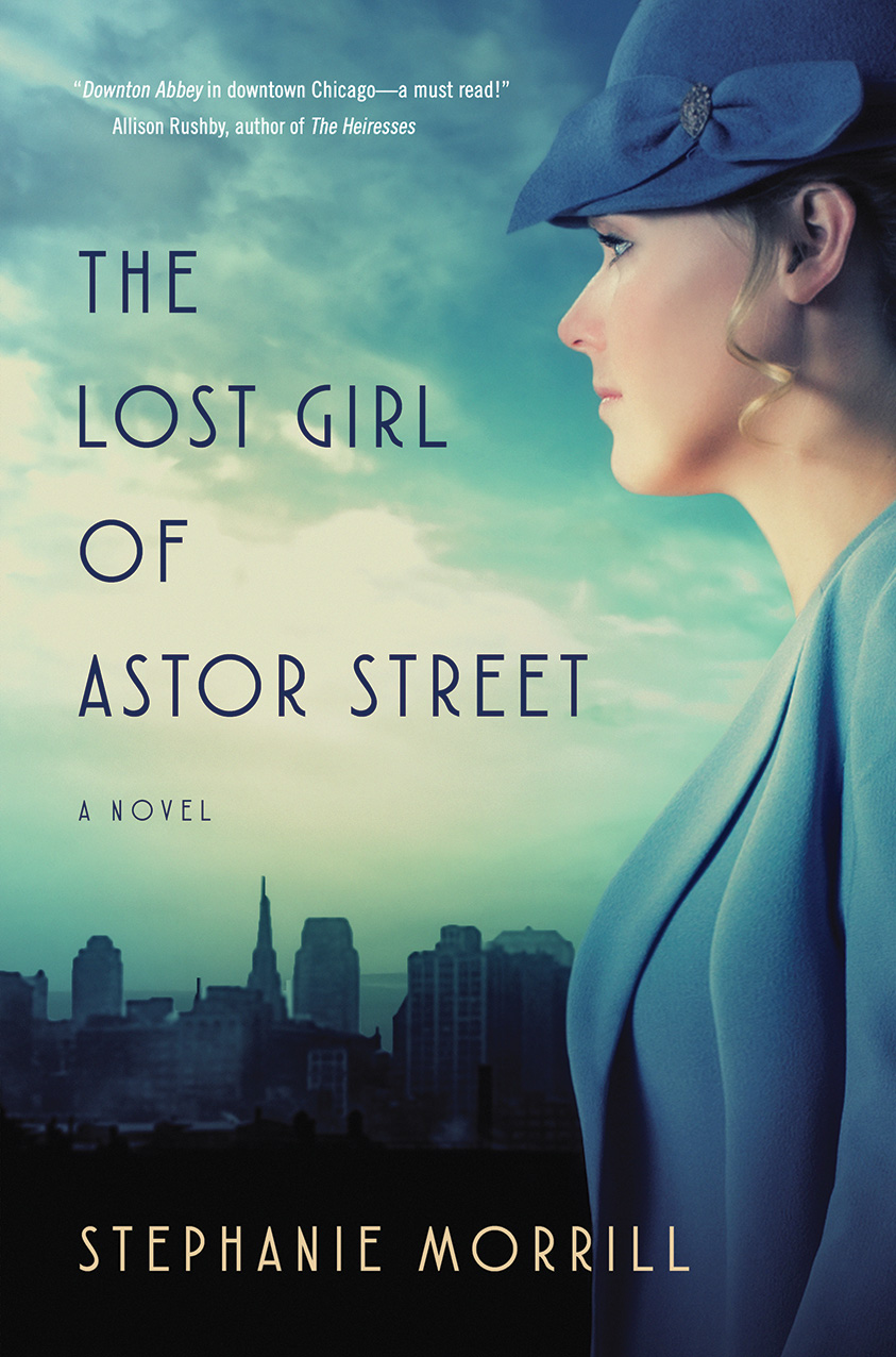 Image result for The Lost Girl of Astor Street