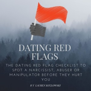 Audiobook - Dating Red Flags by Lauren Kozlowski, Narrated by Stephanie Murphy