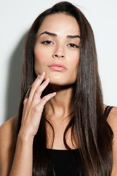 Modeling Stephanie Nogueras