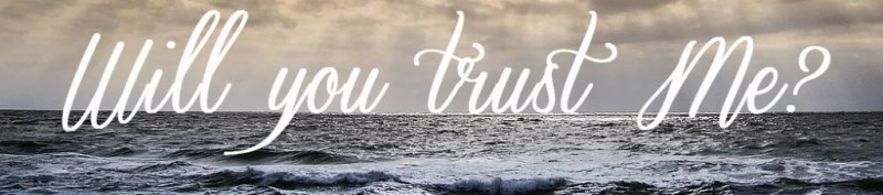 Will you trust Me? // stephanieorefice.net