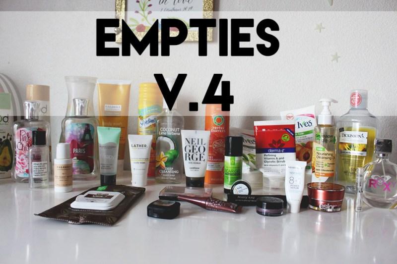Empties v. 4 // stephanieorefice.net