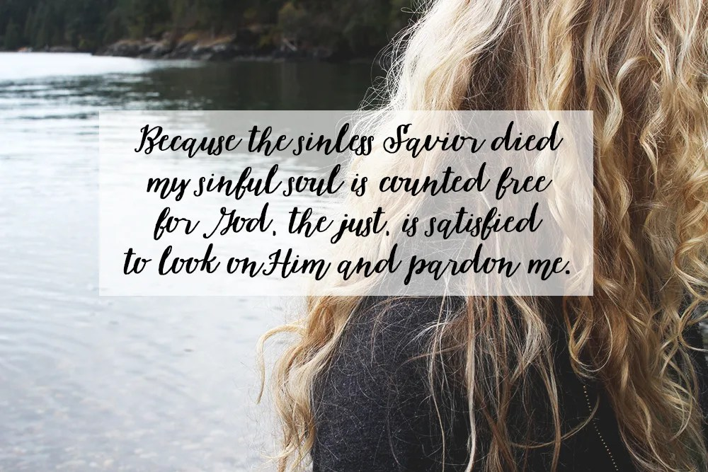 Before the throne of God above // stephanieorefice.net