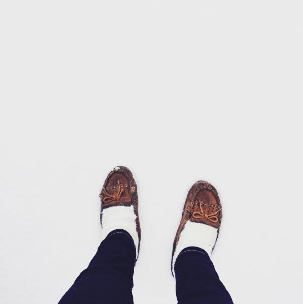 snow thank you // stephanieorefice.net
