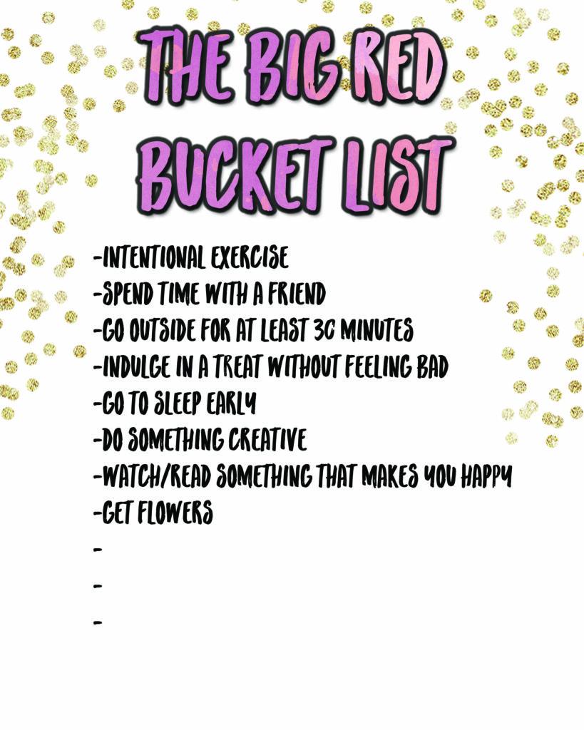 bigredbucketlist