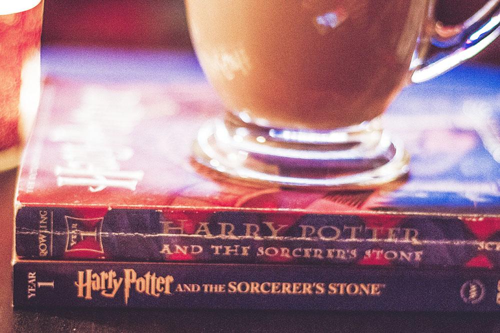 Harry Potter // justalittlebitlouder