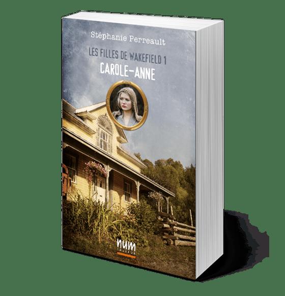 Les chemins de Sainte-Croix, par Stéphanie Perreault et Dominique Simon