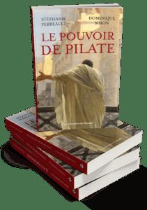 Couverture d'ouvrage: Le pouvoir de Pilate