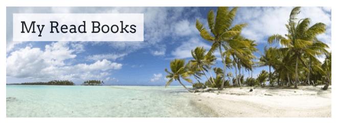 My Read Books, blog littéraire d'Anthony Cherrier