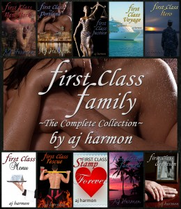 First Class Family New Cover