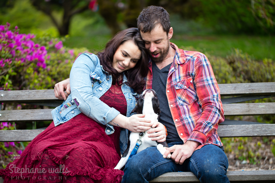 Washington Park Arboretum| Nikkole & Jon's Maternity Session | Seattle Maternity Photographer