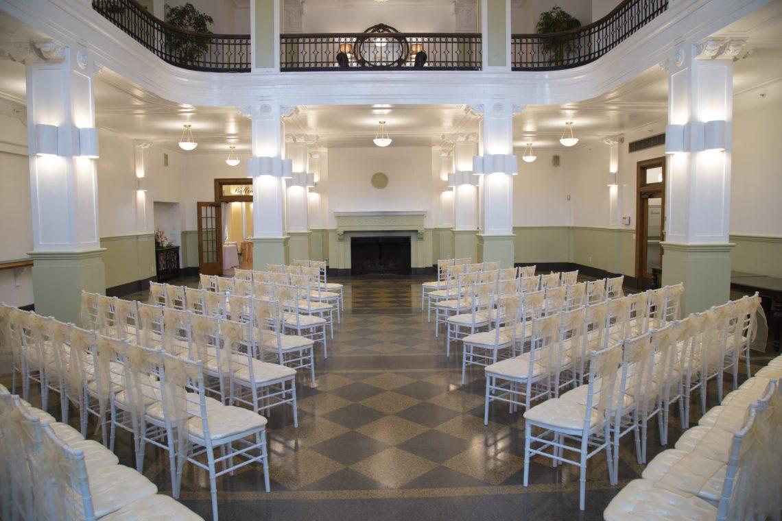 Aleshchenko Venue Setup 18 GLAM MONTE CRISTO BALLROOM WEDDING | EVERETT WEDDING PHOTOGRAPHER
