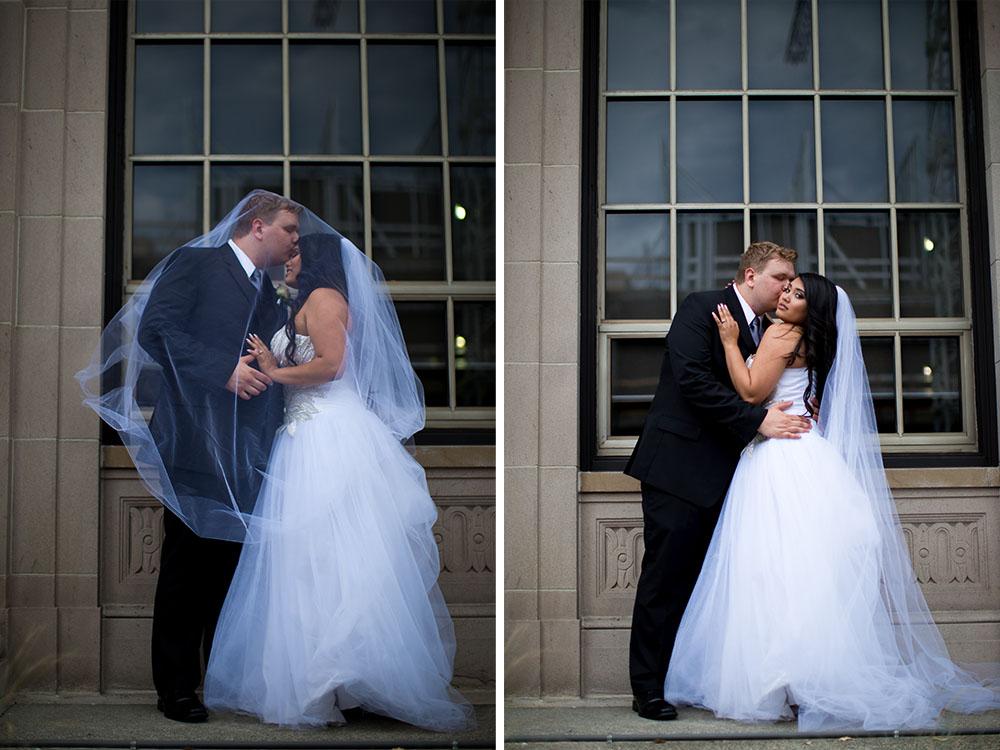 bride Groom GLAM MONTE CRISTO BALLROOM WEDDING | EVERETT WEDDING PHOTOGRAPHER