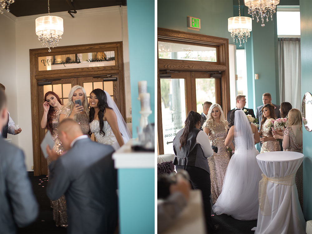 wedding Party GLAM MONTE CRISTO BALLROOM WEDDING | EVERETT WEDDING PHOTOGRAPHER