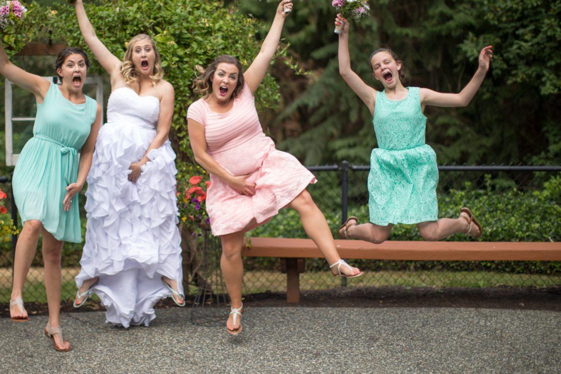 Cruz Bridesmaids 301 WOODINVILLE BACKYARD POOL WEDDING | WOODINVILLE WEDDING PHOTOGRAPHER